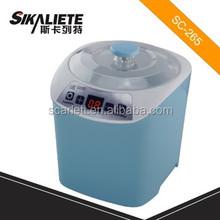 Scarlett sc-265 sıcak satış yoğurt fabrikası makineleri/pp yoğurt kabı 1l yoğurt makinesi