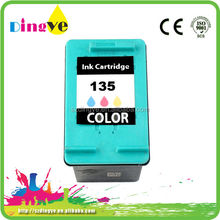 chip reset compatible for HP 135 ink cartridge for Photosmart 2710