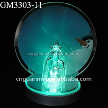 factory supplier hotsell led decorative fancy candle holder