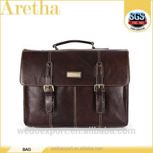 wholesale china leather briefcase,fashion boys bag
