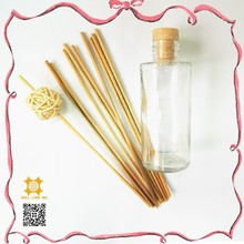 Simple style 100ml wooden sticks air fragrance diffuser