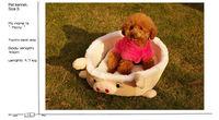 Лежанка для собак Best  Bed0008