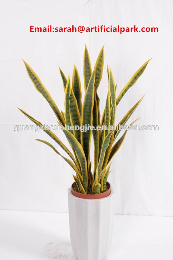 China fornecedor/shengjie artificial árvores/em vasos de plástico plantas artificiais