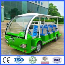 2015 cheapest battery automobiles electric car 14 seats battery tourist car