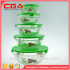 Daily use glass bowl,clear glass tableware