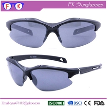 Manufacturer Custom Logo and PMS Color UV400 Motorcycle Sunglasses