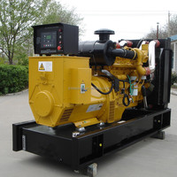 Hot sales diesel generator 250 kva 200 kw with ISO 9001