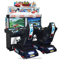 out run racing arcade games for sale/car racing game machine/amusement coin operated machine