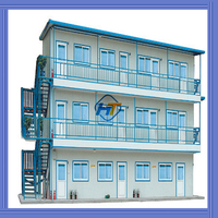 JIS G3302/JIS3312 prefab steel home/prefab steel modular home