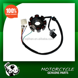 Motorcycle CB125 Ignition Coil/Motorcycle magneto coil stator / 8 pole magneto coil 100% copper wire