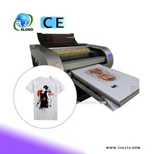 Best Selling direct to various 8 color t shirt garment dtg printer with FREE RIP provided