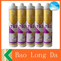 Silicone Main Raw Material Cheap Building Materials Waterproof Sealant