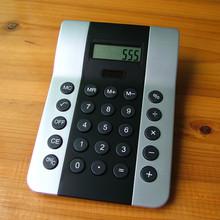2014 new design dual power solar gift desktop calculator