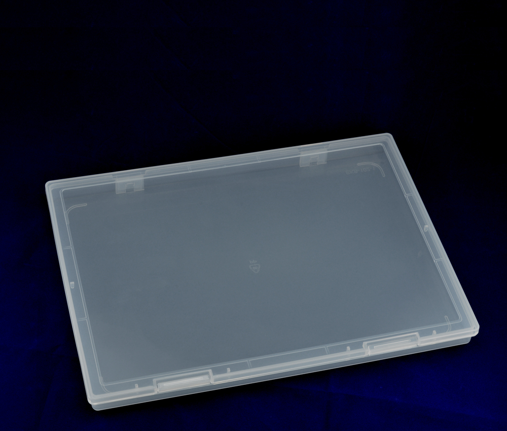 Plastic File Case for A4 size