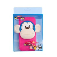 Newest cool way big face monkey soft silicone case for iphone 5 5g
