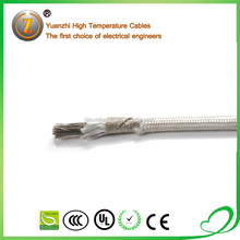 flat and curved 12mm fire resistant glass wire used for electric heating
