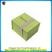 Customized printed pandora jewelry gift box