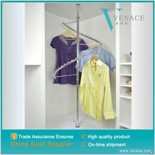 Wardrobe coat hanger metal wire hangers for clothes