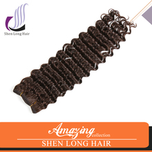 Shenlong hair best selling Colores de cabello humano Brasil water wave extensiones de cabello natural remy