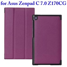 Paypal acctable 3 folding tablet case cover for Asus ZenPad C7.0 Z170CG case