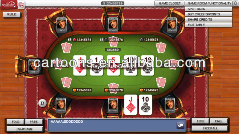 online casino game development