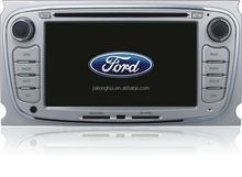 Double Din Car GPS for FORD MONDEO Android 4.4 car radio dvd TV/MIC/3G/WIFI