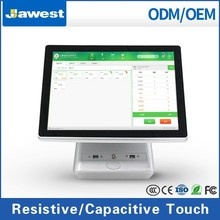 """New 15"""" inch Touchscreen POS System with Dual core 2GB ram POS Terminal"""