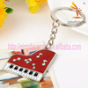 Hot asle alloy keychain for gift