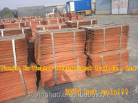 Copper cathode manufacture,sale 99.99% copper cathode,1 kg copper price in india