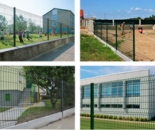 carbon steel palisade steel fence (with ISO9001 and SGS)