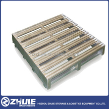 Heavy Metal Pallet for Warehouse Storage