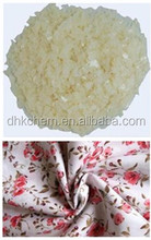 Cold water soluble good wash durability and heat stable Softener Flake for textile industry