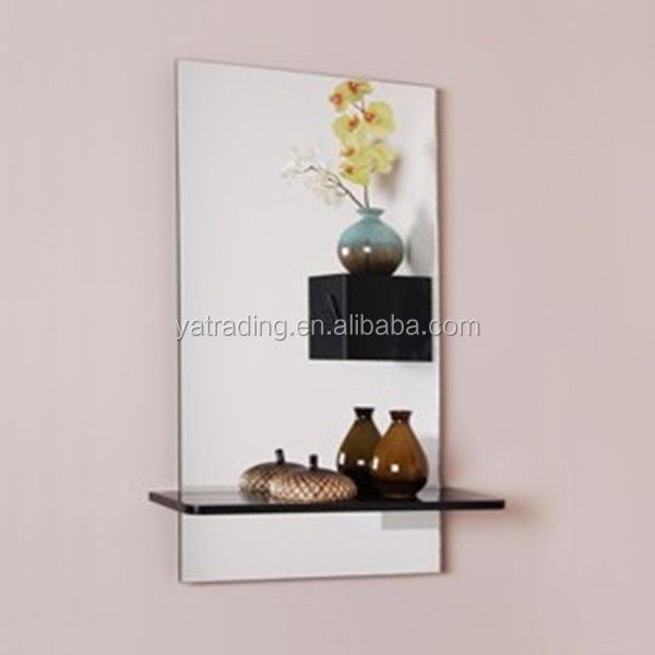 Cheap plastic mirror acrylic wall mirror for sale in good for Cheap mirrors for sale
