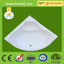 2015 most popular factory price 5 ft soaking tub