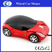 Laptop mouse usb optical car mouse drivers with company logo