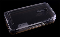 Nillkin TPU clear soft transparent high quality cover case for Asus Zenfone 2