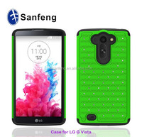 Cheap wholesale cheap mobile phone accessory for Lg g vista vs880 cover case