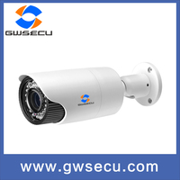 New model 2mp ir bullet Varifocal lens outdoor IP66 onvif cctv ip camera