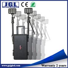 2015 Hongkong Fair rechargeable maintenance work light led flood light battery