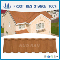 galvanized color coated sheet - colorful stone coated metal roofing tile