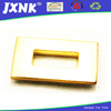 metal square decorative hook buckles for bag parts & accessories