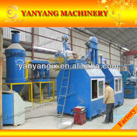Professional JD-1000 used PCB recycling machine