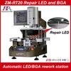 2015 zhuomao soldering rework station ZM-R720 laptop repair tools smt rework station and bga reballing kit