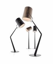 7.2-16 2015 Wholesale decorative cloth floor lamp with CE,UL standard