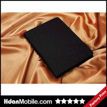 Low-key Black Flip Case For IPad mini2 Slim Tablet Holster Shenzhen Tablet Accessories