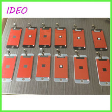 wholesale mobile phone/cell phone LCD for iPhone5/c/s, mobile phones display for iPhone5g/c/s screen