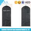 high quality custom print suit cover garment bag
