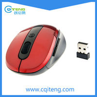 Factory Ergonomical 2.4G Optical 6D Wireless Mouse for PC and Laptop