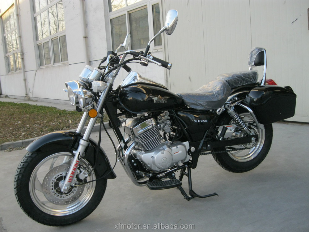 250cc chinese cruiser motorcycle