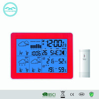 YD8230 WIFI New Perpetual Calendar Clock With Weather Forecast